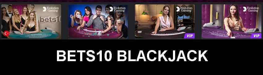 bets10 blackjack