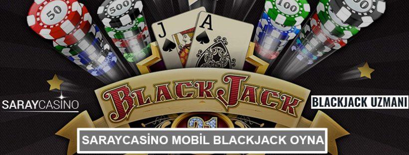 Saraycasino Mobil Blackjack Oyna